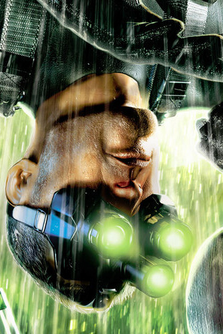 wallpaper iPhone splinter cell 196