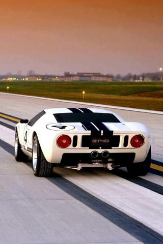 wallpaper iPhone Ford GT40