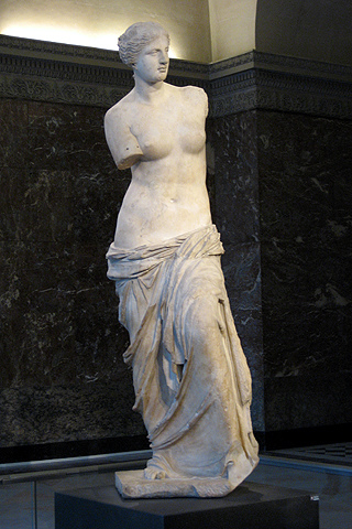 wallpaper iPhone Venus de Milo