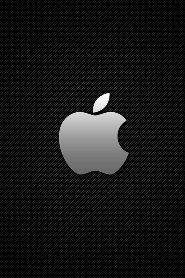 wallpaper iPhone Carbon Apple