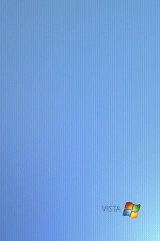 wallpaper iPhone vista style iphone