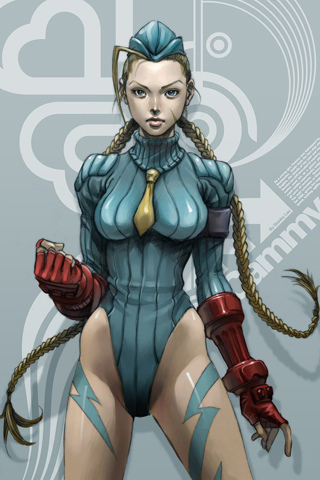 wallpaper iPhone Cammy