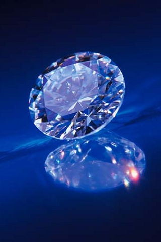 wallpaper iPhone Diamond