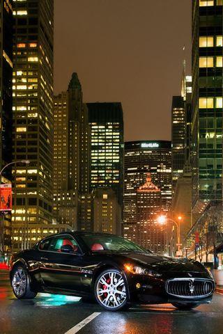 wallpaper iPhone Maserati