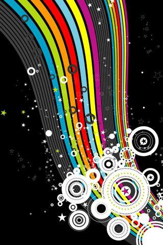 wallpaper iPhone Color Nova