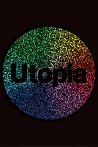 wallpaper iPhone Utopia