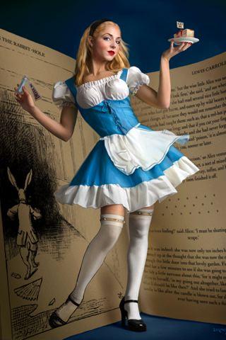 wallpaper iPhone Alice