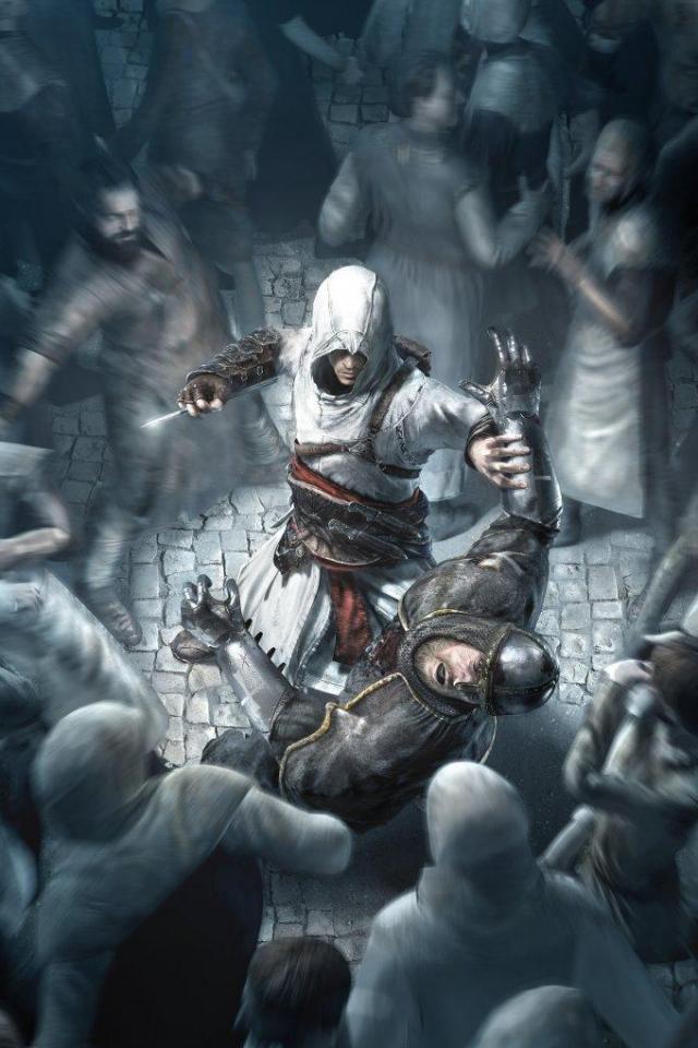 wallpaper iPhone Assassins Creed