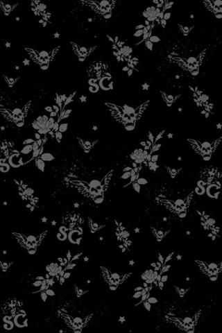 wallpaper iPhone SuicideGirls