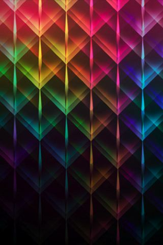 wallpaper iPhone Color Peaks