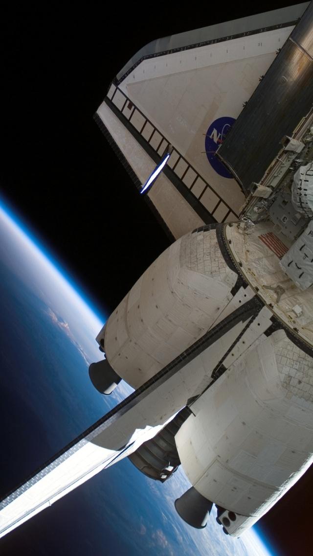 wallpaper iPhone Space shuttle wallpaper 25