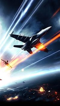 wallpaper iPhone Battlefield 3 8