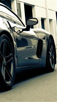 wallpaper iPhone Corvette 5