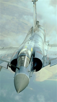 wallpaper iPhone Mirage 2000 French 7