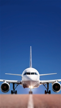 wallpaper iPhone Big Airplane 4