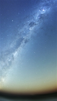 wallpaper iPhone Milky Way Galaxy 4