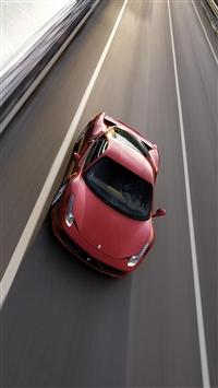 wallpaper iPhone Ferrari 458 12