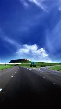 wallpaper iPhone Crossroads 1