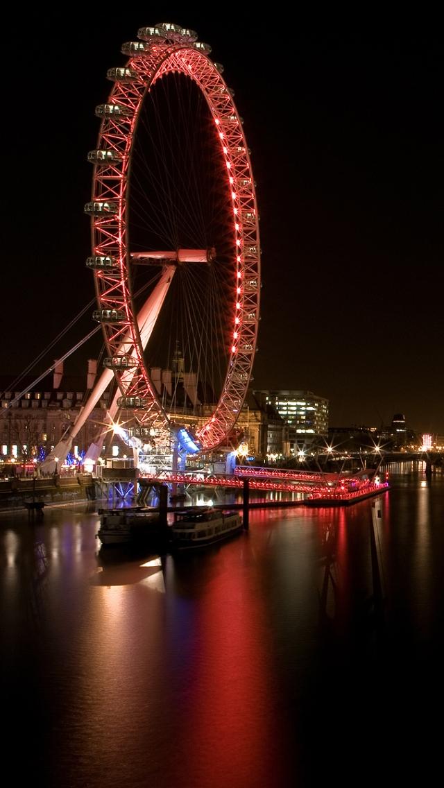 wallpaper iPhone London, 640x1136 5