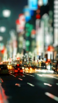 wallpaper iPhone Cityscapes Streets 3