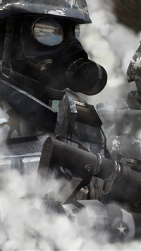 wallpaper iPhone Riot Police 6