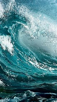 Wallpaper Iphone Ocean Waves 12 11621