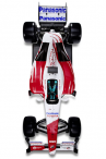 wallpaper iPhone Toyota TF109