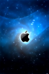 wallpaper iPhone Black Hole Apple