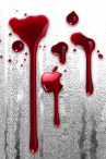 wallpaper iPhone Bloody Apple