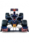 wallpaper iPhone Toro Rosso STR4