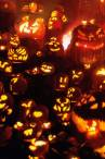 wallpaper iPhone Halloween Pumpkins