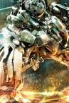 wallpaper iPhone Transformers Robot War 10